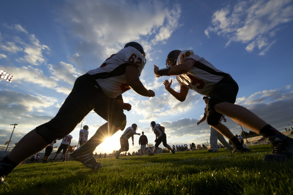 the problem with concussions in university Stanford university summary: concussion is a major public health problem, but not much is known about the impacts that cause concussion or how to prevent them  a new study suggests that the .