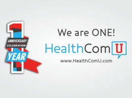 HealthComU One Year Anniversary