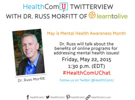 HealthComU_Learn-to-Live_Dr.-Russ-Morfitt_Twitterview