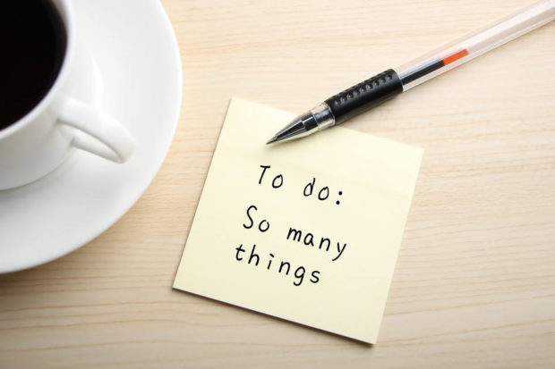 Busy-Sickness-To-Do-Health-Communication-List-Work-Busy-Ness-Communication
