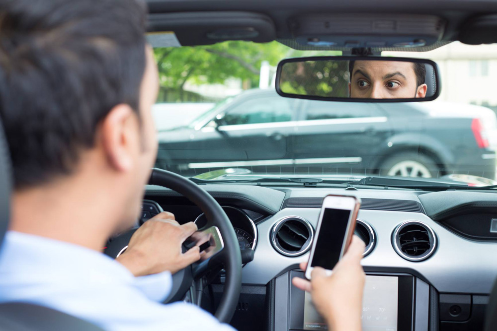 exting and driving (d) authorize law enforcement officers to stop motor vehicles and issue citations as a secondary offense to persons who are texting while driving.