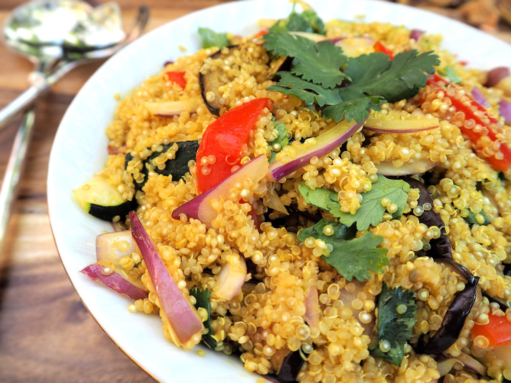 Does quinoa constipate you