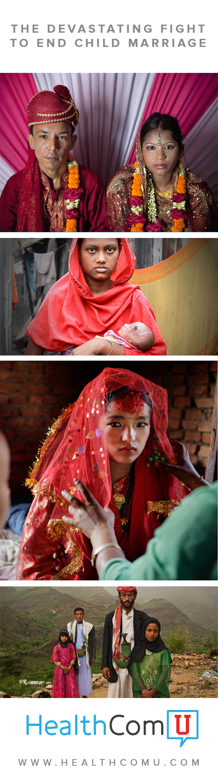 The Devastating Fight to End Child Marriage   HealthComU