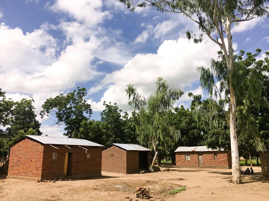 Village-Poor-Malawi-Blantyre-Third-World-Country-Africa