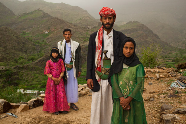 Child-Brides-Husbands-Yemen-Children-Marriage-Young-Future-Education